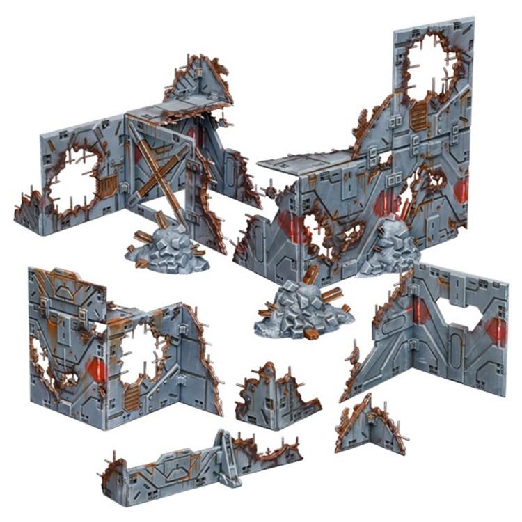 TC: Battlefield Ruins