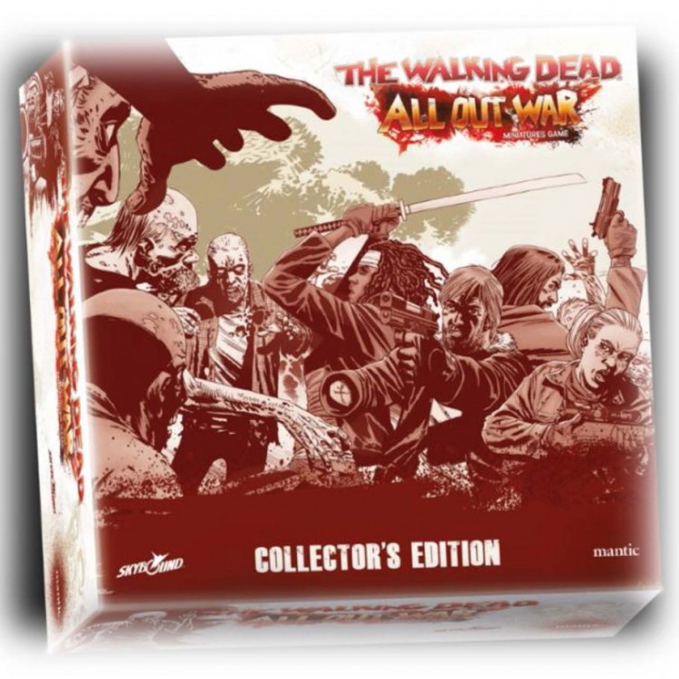 TWD: All Out War - Collector's Edition