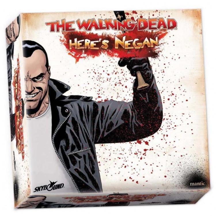 WD: Here's Negan Co-Op Board Game