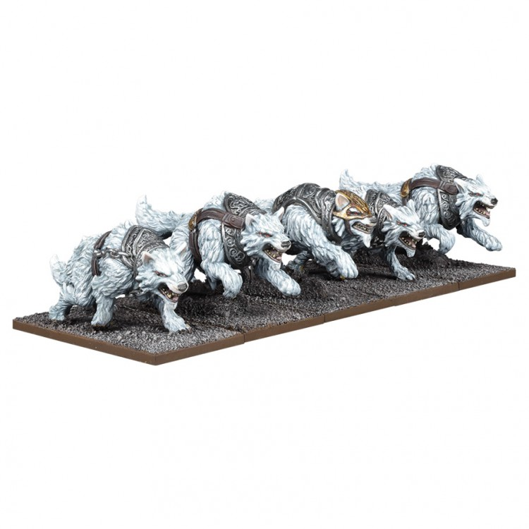 KoW3E: NA: Tundra Wolves Troop