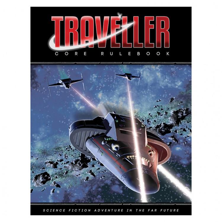 Traveller: Core Rulebook