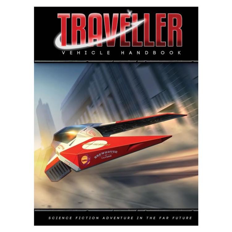 Traveller: Vehicle Handbook