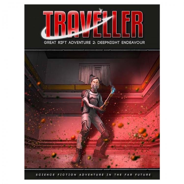 Traveller: Rift 2: Deepnight Endeavour