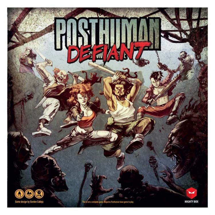 Posthuman: Defiant Expansion