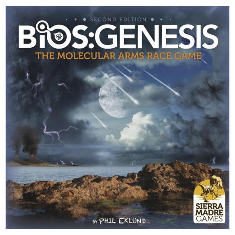 Bios: Genesis 2E