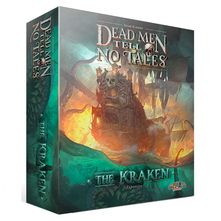Dead Men Tell No Tales: Kraken Exp.