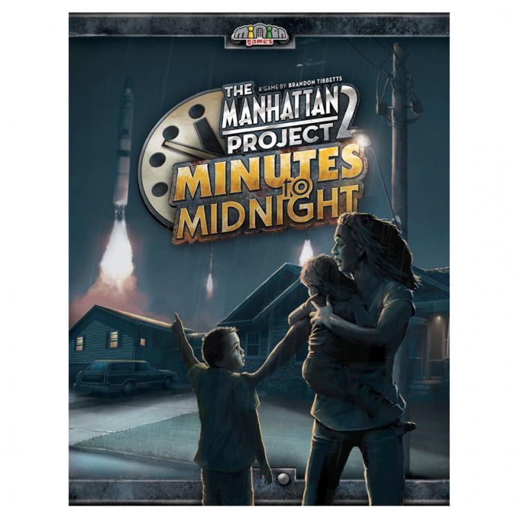 Manhattan Project 2:Minutes to Midnight