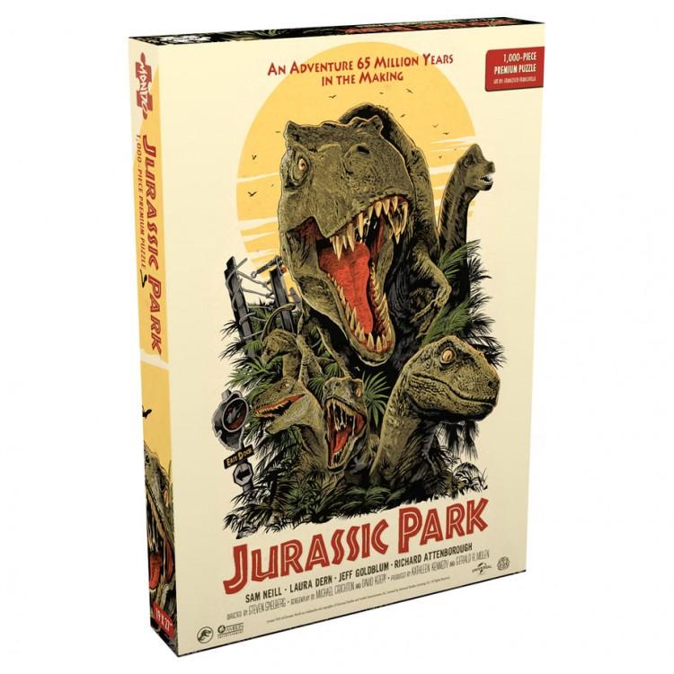 Puzzle: Jurassic Park 1000pc