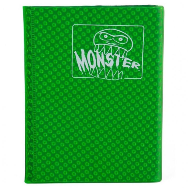 Binder: 4pkt: Monster: Holo GR