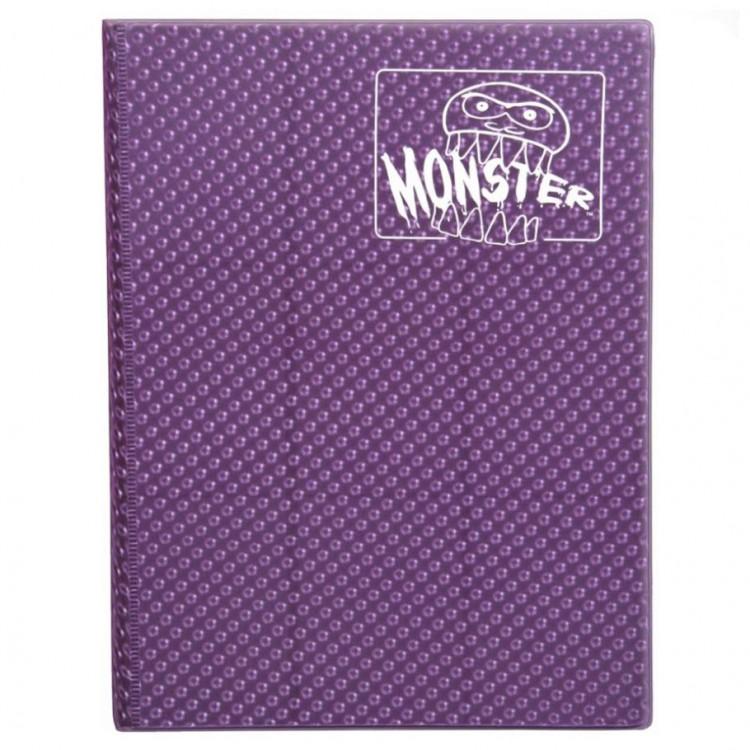 Binder: 9pkt: Monster: Holo PU