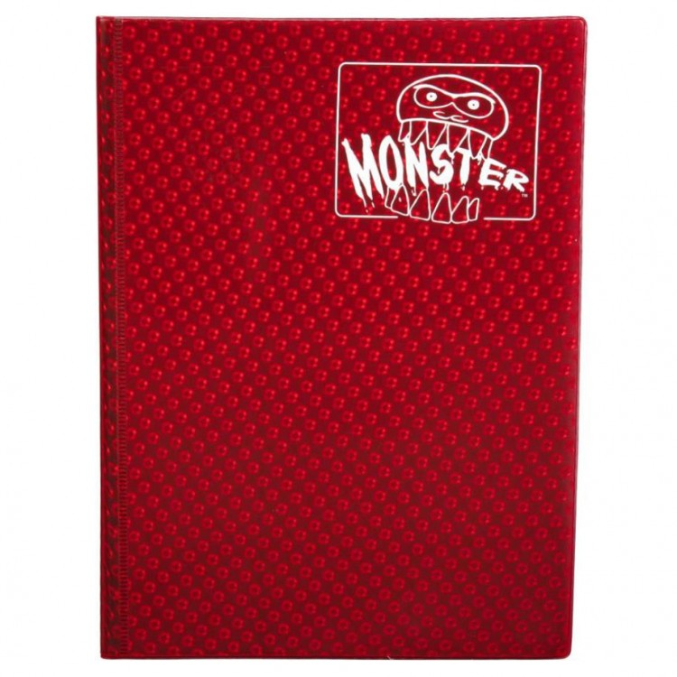 Binder: 9pkt: Monster: Holo RD