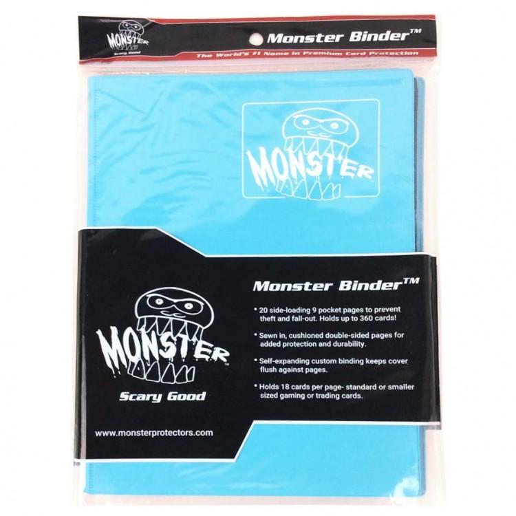 Binder: 9pkt: Monster: Matte BU