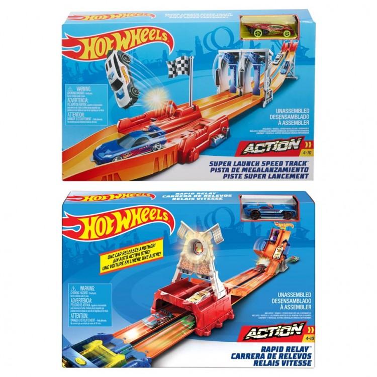 HW: Dual Race Set Ast (4)