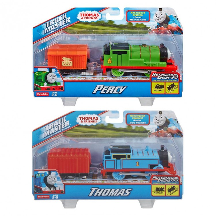 T&F: Trackmaster Motorized Engines (6)