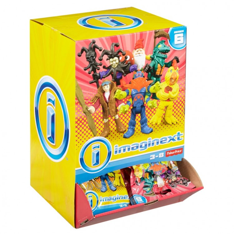 Imaginext: Blind Pack Gravity (36)