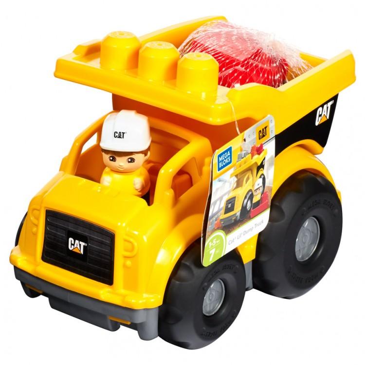 MBB: CAT Lil' Dump Truck (4)