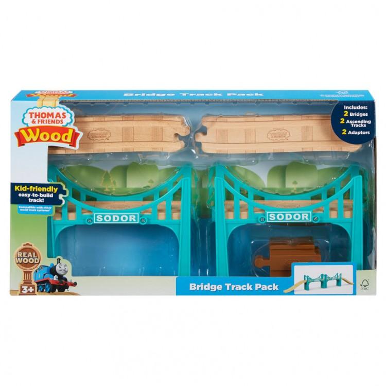 T&F: Wood: Bridge Track Pk (2018) (4)