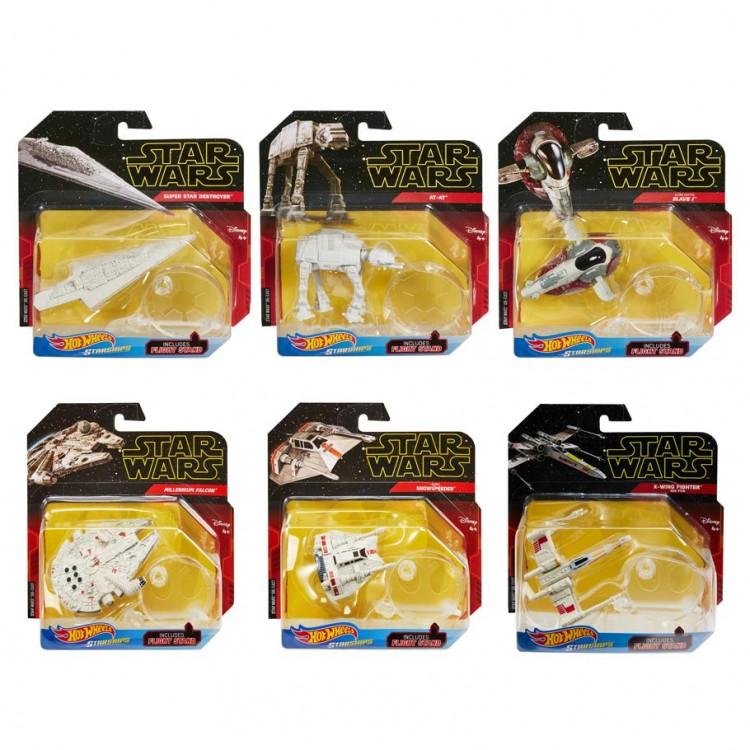HW: SW: Starships Ast (6)