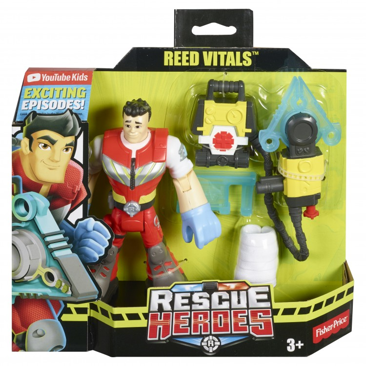 FP: Rescue Heroes: Reed Vitals (4)