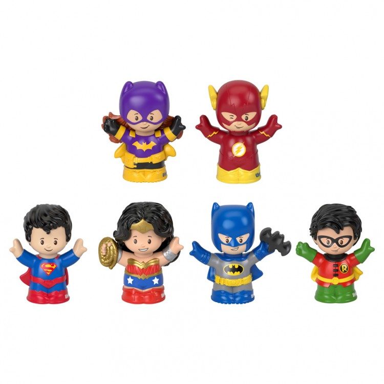 LP: DC: SF Figure 2 Pack Ast (6)