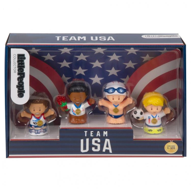 LP: Collector Team USA Classic Set