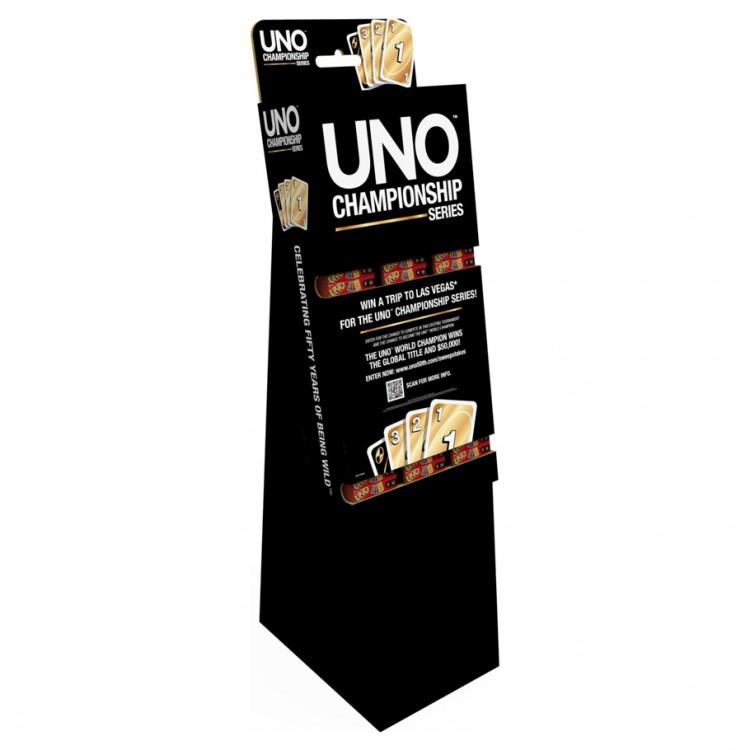 UNO Championship Sidekick Display