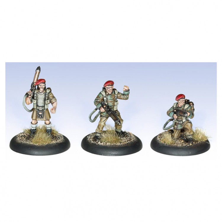 Achtung! Cthulhu: Badger's Commandos
