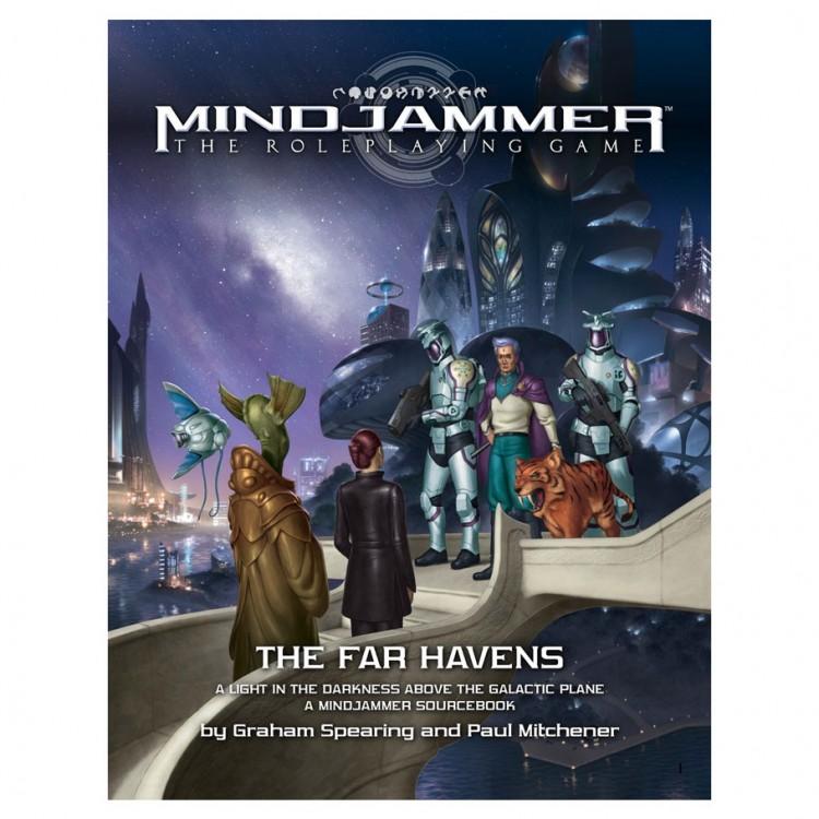 Mindjammer: The Far Havens