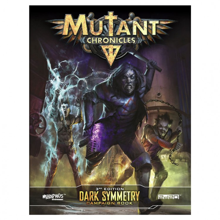 Mutant Chronicles: Dark Symmetry