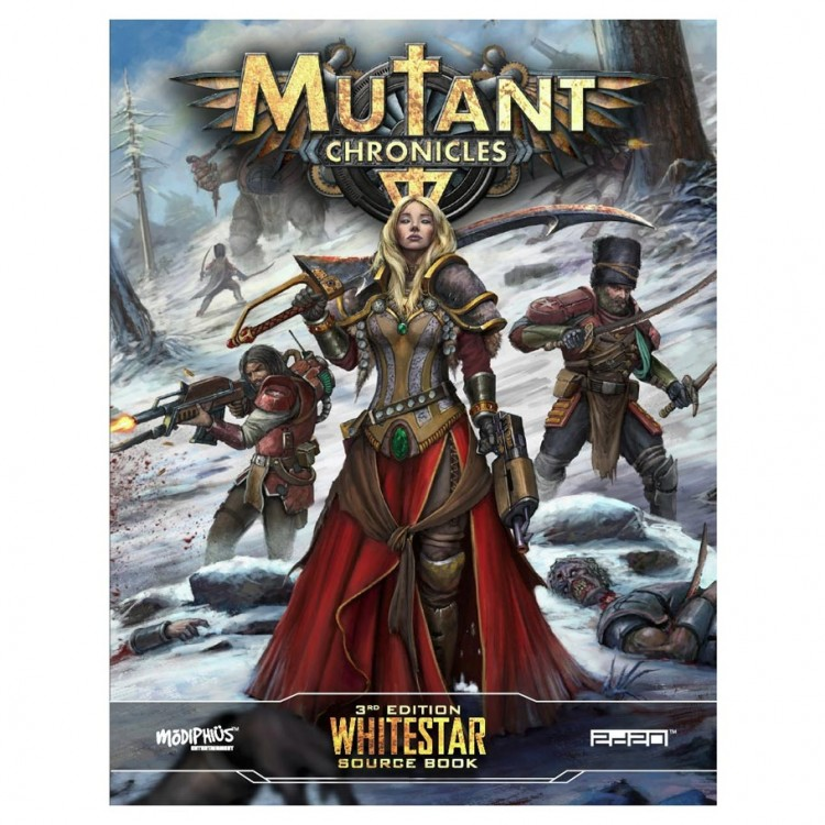 Mutant Chronicles: Whitestar