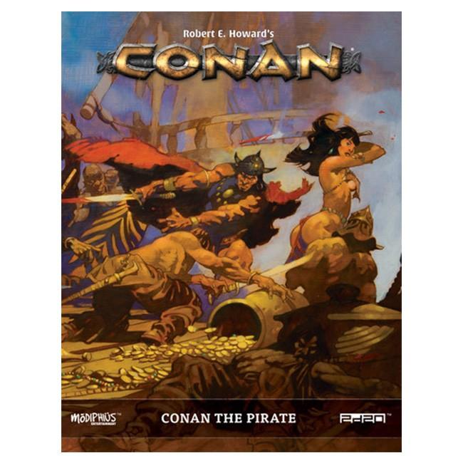 Conan: Conan The Pirate