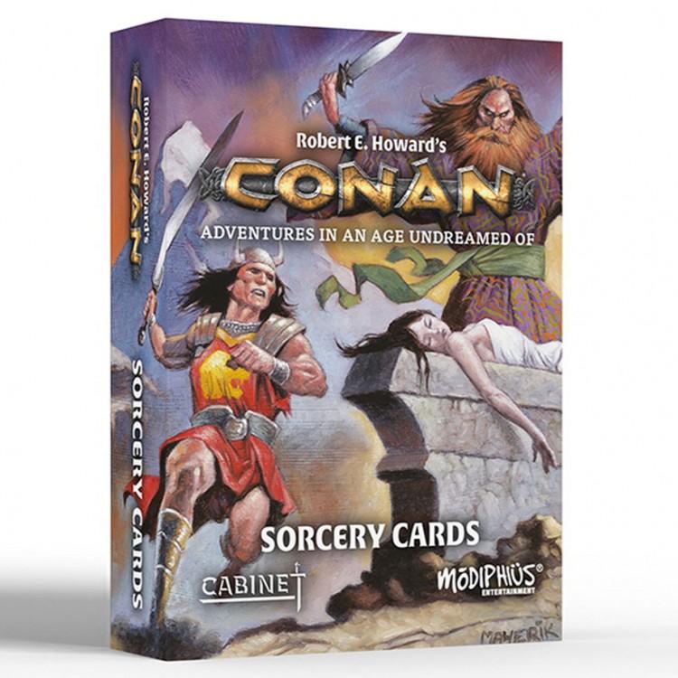 Conan RPG: Sorcery Cards