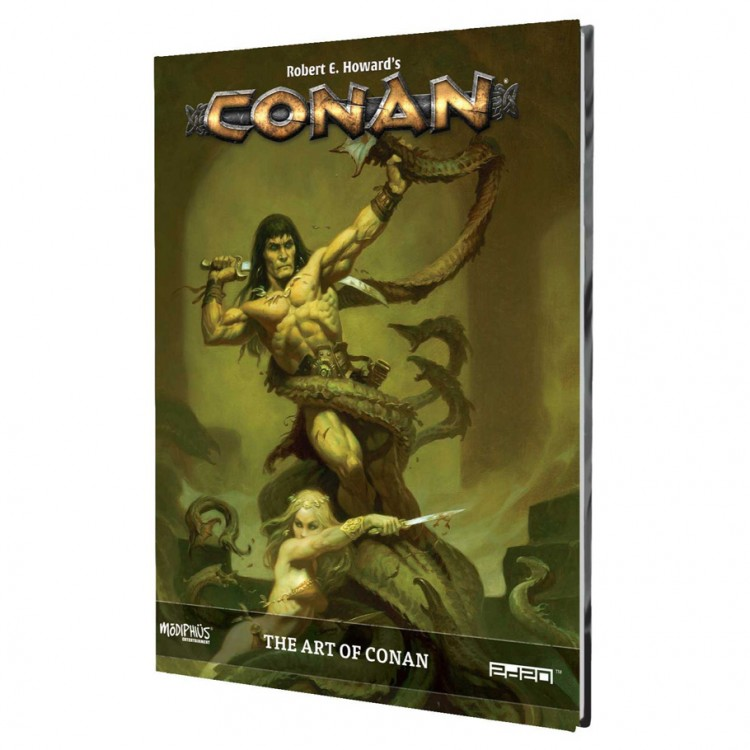 Conan: The Art of Conan