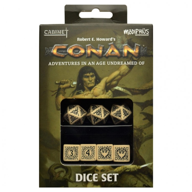 Conan: Dice Set (7)