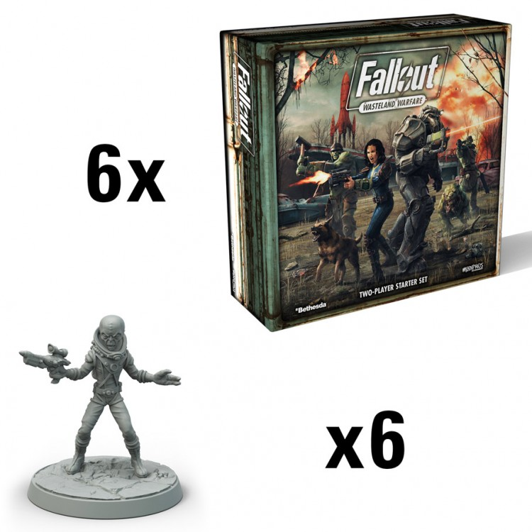 Fallout: WW: Preorder Bundle #1