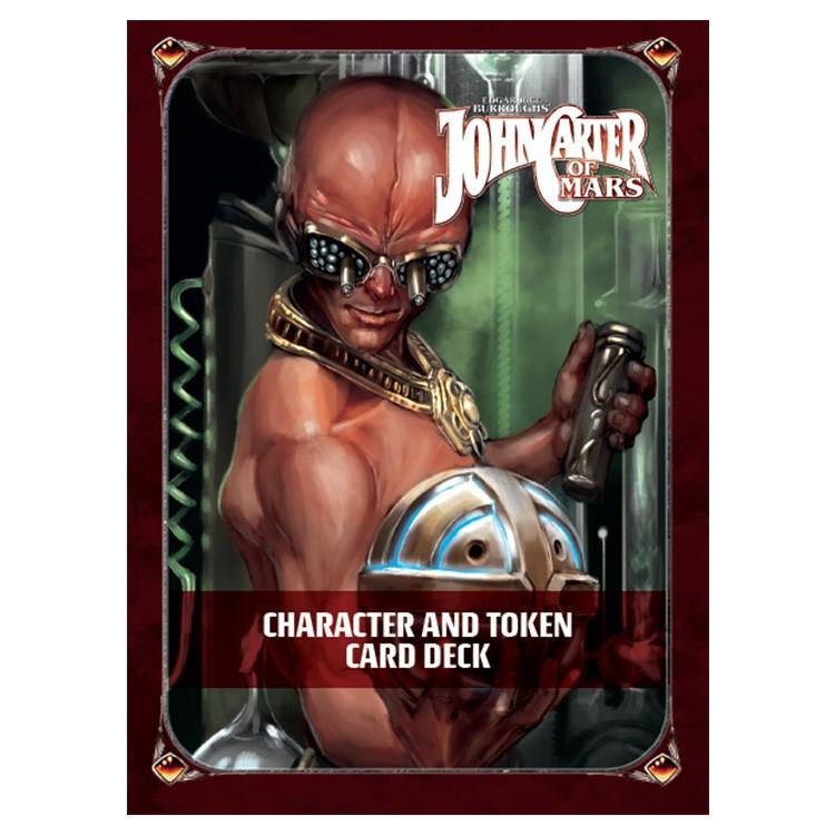JCM: Character & Token Deck