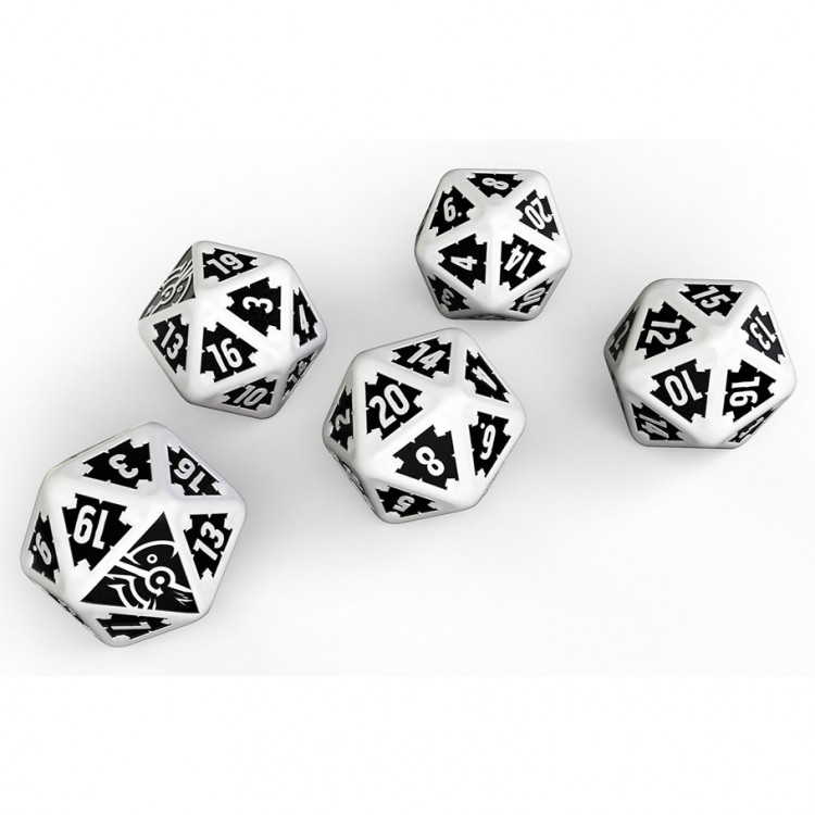 Dishonored RPG: Dice Set (5)