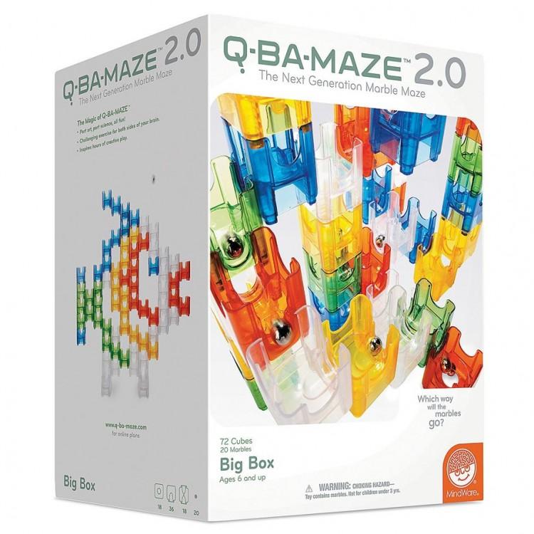 Q-BA-MAZE Big Box