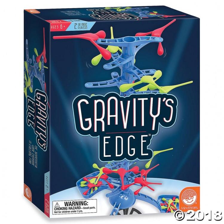 Gravity's Edge