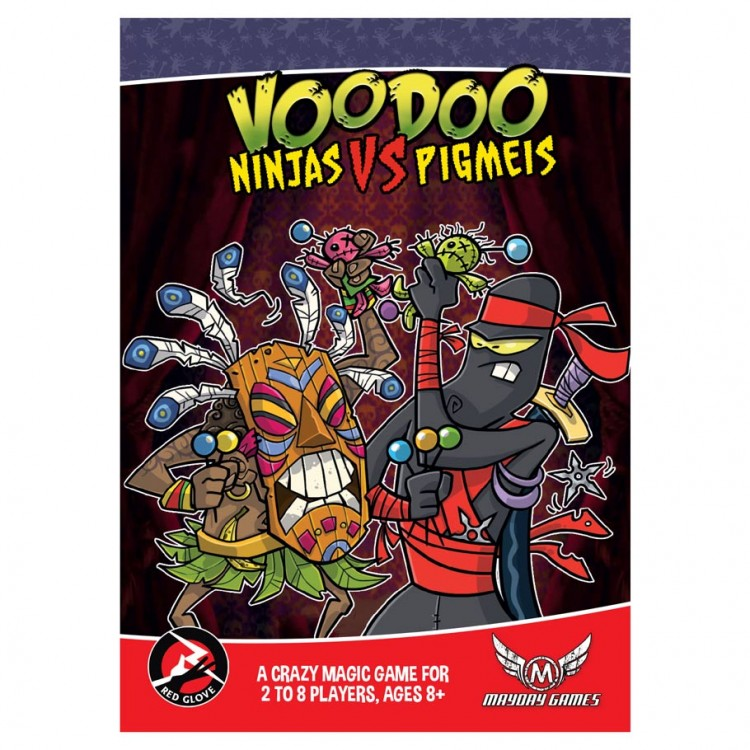 Voodoo: Ninjas Vs Pygmeis