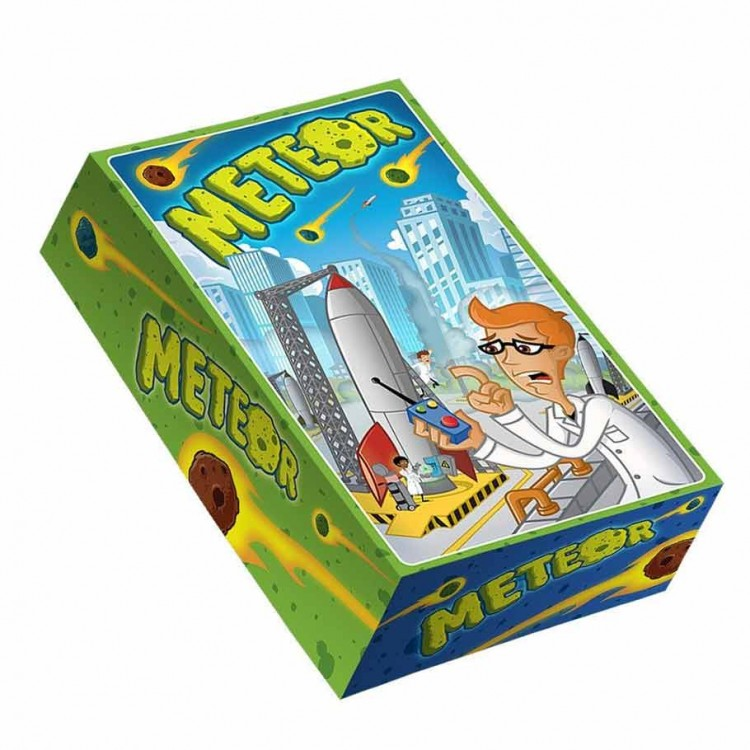 Mini Meteor Cooperative Game