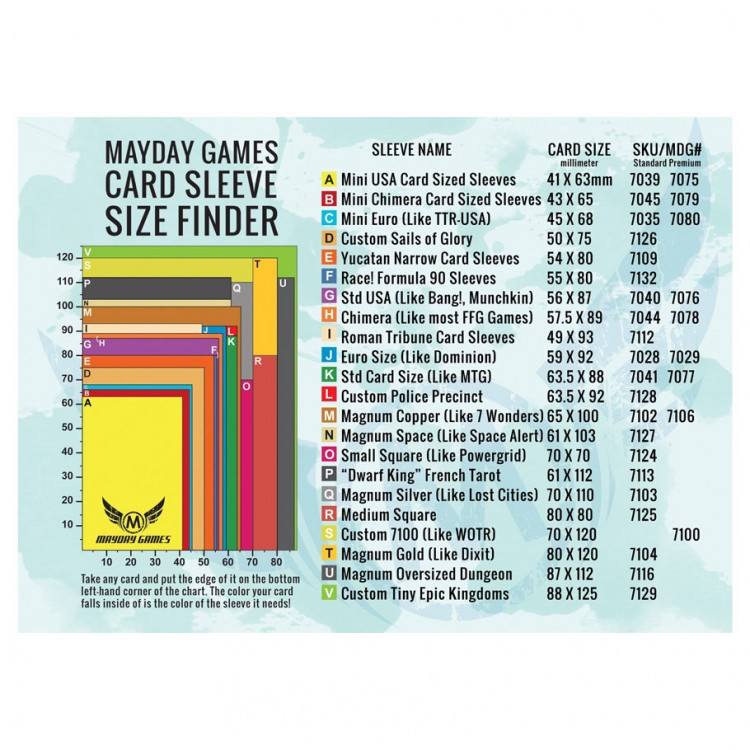 Mayday Games Finder