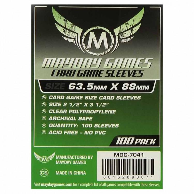 DP: Card Game GR 63.5x88mm (100)