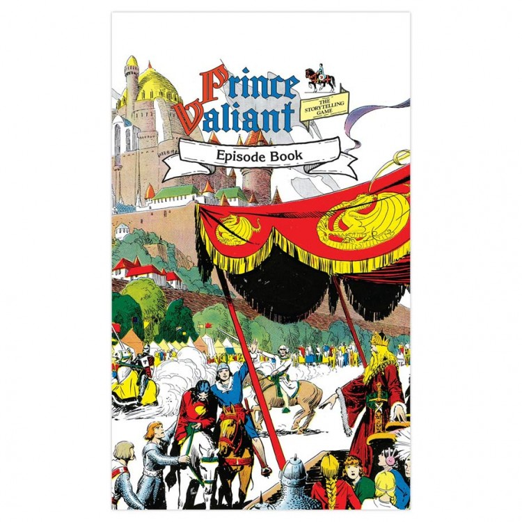 Prince Valiant: Episode Book