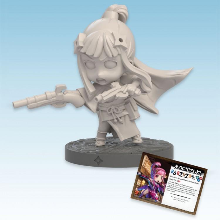 Ninja All-Stars: Mochizuki