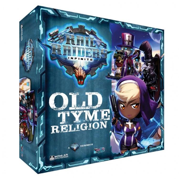 RRI: Old Tyme Religion