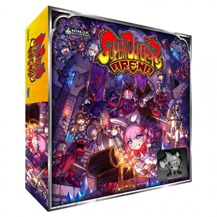 Super Dungeon: Arena