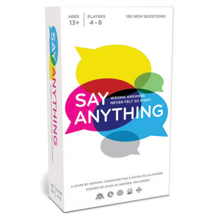 Say Anything 10th Anv Ed