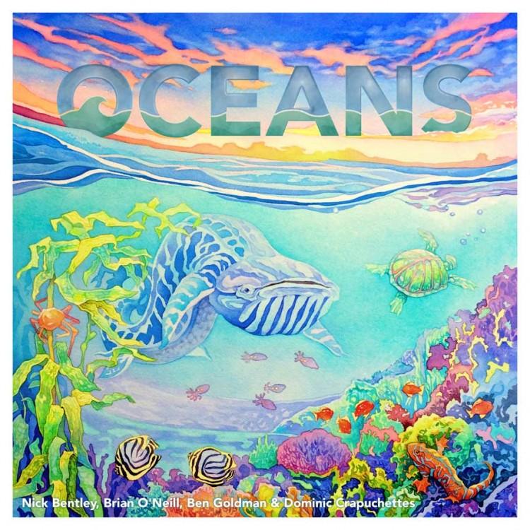Evolution: Oceans