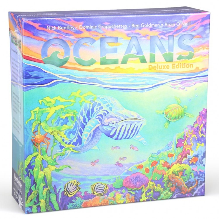 Evolution: Oceans Deluxe Edition KS